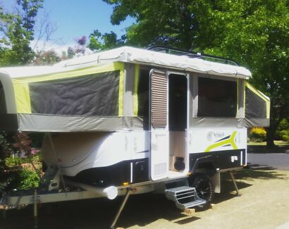 2015 Jayco Eagle Outback with Air Con Cowra Cowra Area Preview