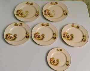 Antiques - Alfred Meakin Plates Kippa-ring Redcliffe Area Preview