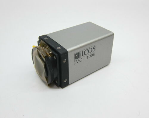 ICOS IVC-1000 OP771 VISION CAMERA ISS 2.0
