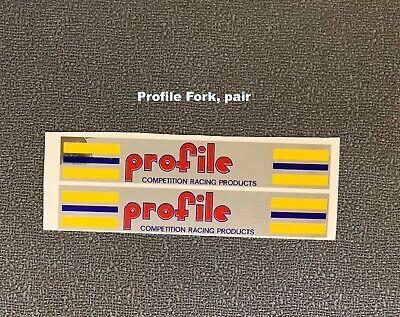 n.9780 Decals Gios IJsboerke Team Bike Fork Stickers