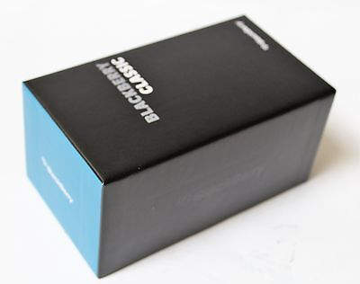 BlackBerry Classic 16GB (Verizon)Touchscreen Smartphone New in Retail Box SEALED