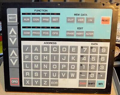 Yasnac Yaskawa Hmk-3993 Operator Control Panel Keyboard Board