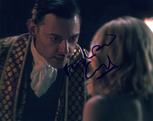 Richard Coyle Signed Autograph 8x10 Photo Chilling Adventures of Sabrina COA