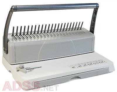 New Pbpro 101 Plastic Comb Binding Machine Book Binder Book Making Machine