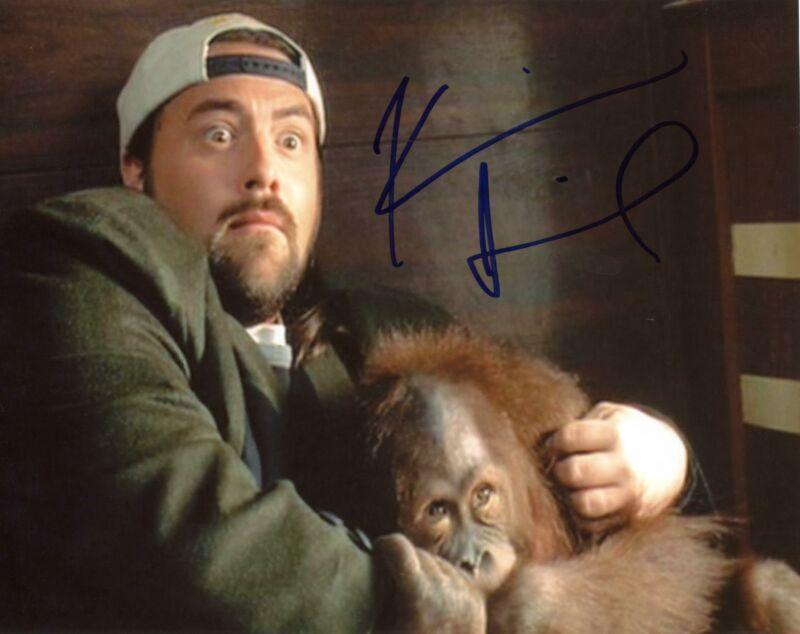 "Kevin Smith ""Jay and Silent Bob Strike Back"" AUTOGRAPH Signed 8x10 Photo ACOA"