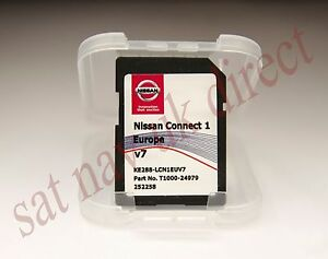 sat nav maps sd cards ebay. Black Bedroom Furniture Sets. Home Design Ideas