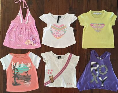 Roxy and billabong baby girl clothes Mandurah Mandurah Area Preview