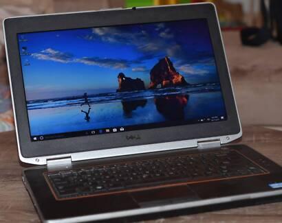 Dell Laptop CORE i5 2.50GHZ 4GB 250GB WIN 10 HDMI