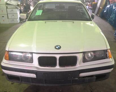 E36 BMW 318is 1995 COUPE, 4SP AUTO, 1.8L FUEL INJ - WRECKING Bankstown Bankstown Area Preview