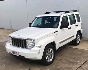 2010 Jeep Cherokee LIMITED (4x4) - AUTOMATIC - 5 YEAR WARRANTY Sippy Downs Maroochydore Area Preview
