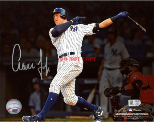Aaron Judge New York Yankees Signed 8x10 Autographed Photo Reprint