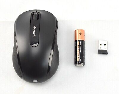 Microsoft D5D-00001 Wireless Mobile Mouse 4000 Graphite - 6134sw