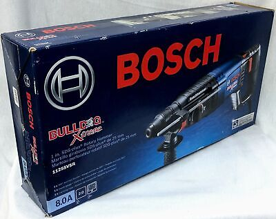 Bosch 11255VSR 1 in SDS-plus D Handle Bulldog Xtreme Rotary Hammer