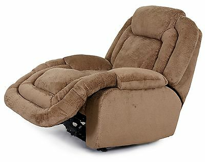Barcalounger Apex II 6-4763 Manual Recliner Chair - Dallas Mink Fabric 2075-17 for sale  Poway