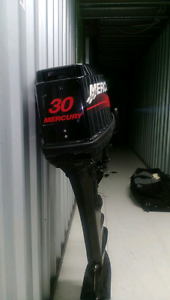 Boat motor - Mercury HP 30 - URGENT SALE Frenchs Forest Warringah Area Preview