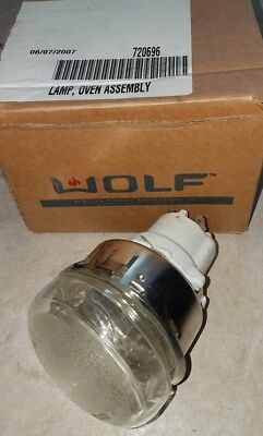 720696 Wolf Oven Lamp Assembly