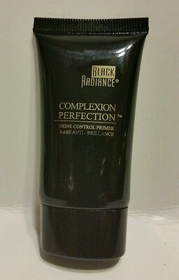 Black Radiance Complexion Perfection Shine Control Primer .84 fl oz (25 (Black Radiance Complexion Perfection Shine Control Primer)