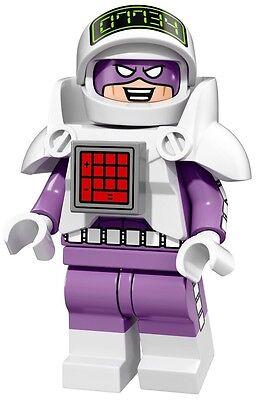 LEGO THE CALCULATOR BATMAN MOVIE MINIFIGURES SERIES 71017 NEW PACKS #18  LOW $