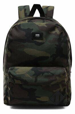 VANS Old Skool III Backpack In Classic Camo