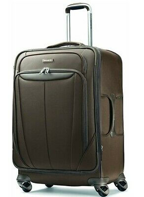 Samsonite Luggage Silhouette Sphere Expandable 29 Inch Spinner, Black
