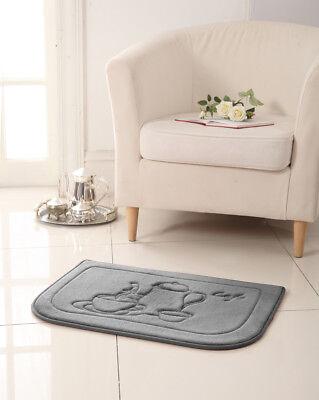Classic Anti Fatigue Mats (Gray Coffee Memory Foam Anti Fatigue Kitchen Floor Mat Rug Victoria Classics )