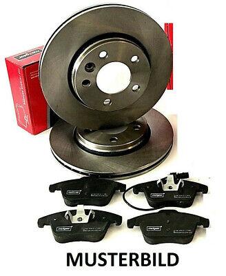 Bremsbeläge Bremsklötze vorne** Opel Vivaro Bremsscheiben Bremsen