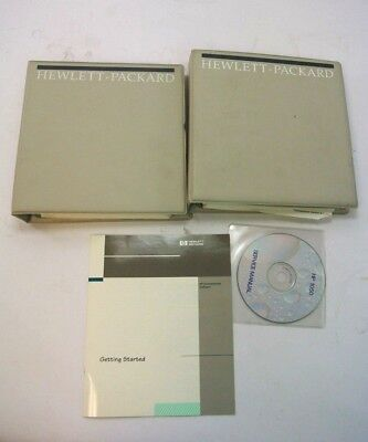 Hp 5890 Series Ii Quick Reference Installation Owners Manual