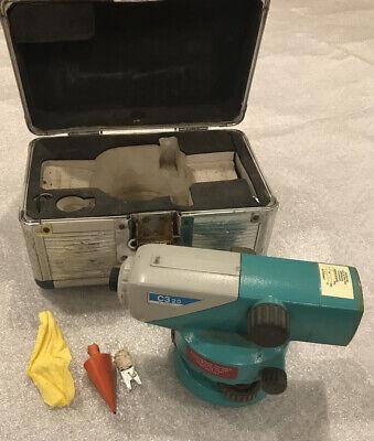 Sokkia C3 20 Surveying Automatic Level W Case
