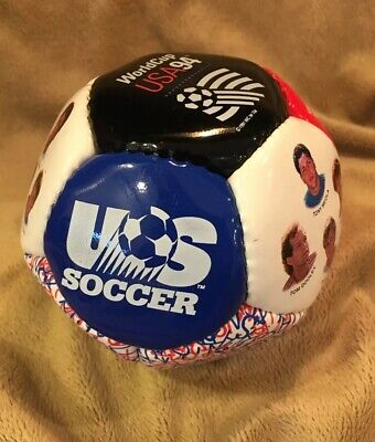 World Cup USA 1994 Fotoball US Soccer Team Roster with Photos Pictures Mini