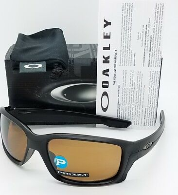 33e1b5c77f42d NEW Oakley Straightlink Black Prizm Tungsten Polarized 9331-1358 AUTHENTIC  9331