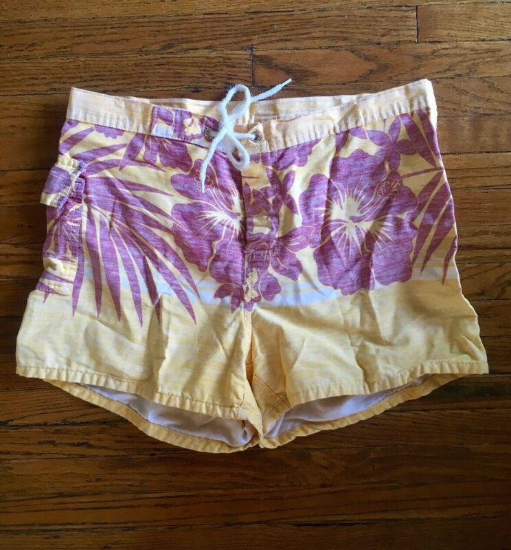 Vintage OP Ocean Pacific Swim Shorts 70's/80's