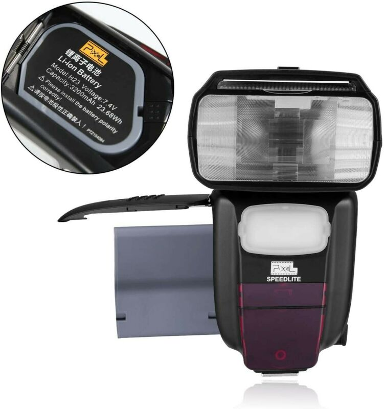 Pixel Bundle comes with 2 x900c speedlights and 1 king trigger remote