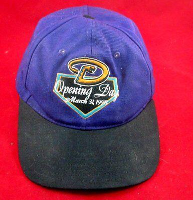 e1df1d965 Inaugural Arizona Diamondback Baseball Ballpark Collection Hat / Cap