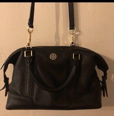 Tory Burch Handbag Black Boston (Tory Burch Boston)