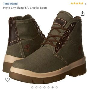 New in box Timberlands Chukka boots 10.5