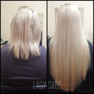 Hair Extensions $400 afterpay