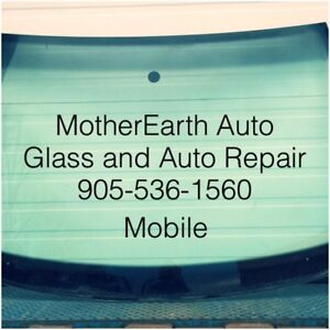 Mother Earth Mobile windshield and auto repair