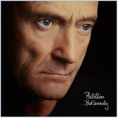 Phil Collins - ...But Seriously - New 180g Double Vinyl LP