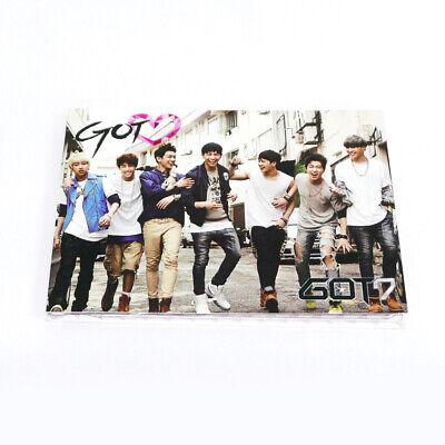 [GOT7] GOTLOVE / A / Album + Yugyeom Chip