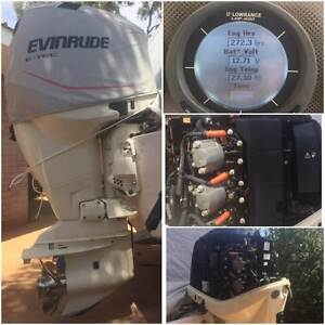 300HP Etec 25' Shaft plus all running gear Karratha Roebourne Area Preview