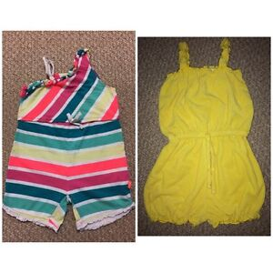 Toddler rompers