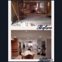 Renovation services (Fort McMurray)