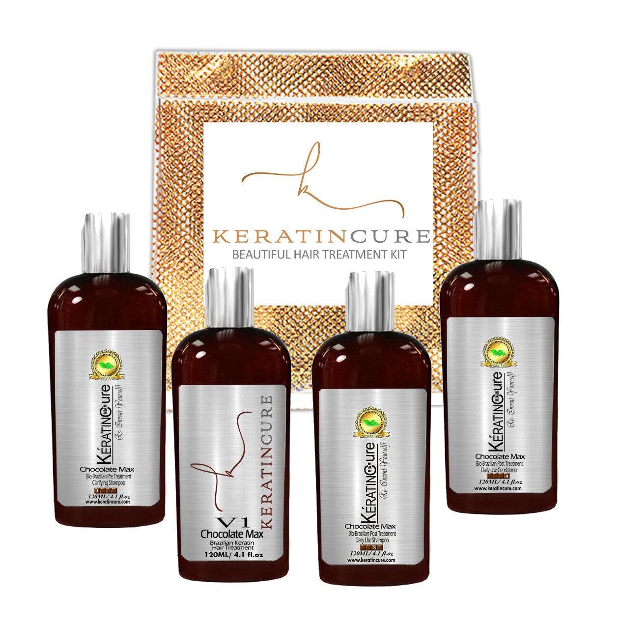 Keratin Cure Brazilian Therapy Xtreme BTX B o t o x Complex