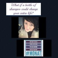 Monat Is Growing Hair And Self Confidence