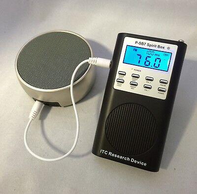 P-SB7 Spirit Box® with DAS108 Orbital Speaker