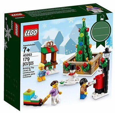Lego 40263 Seasonal Christmas Town Square Set (2017) - New in Box