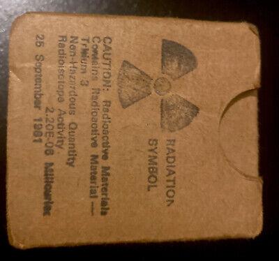 hamilton general purpose military watch 1983