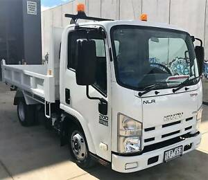 2011 ISUZU NLR200 TIPPER Derrimut Brimbank Area Preview