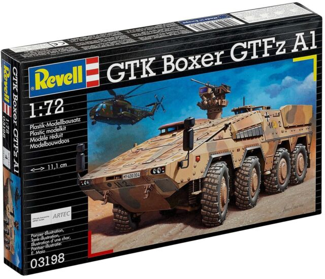 Revell 1:72 03198: GTK BOXER GTFzA1