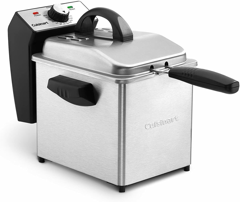 Cuisinart® Compact 2-Quart Deep Fryer